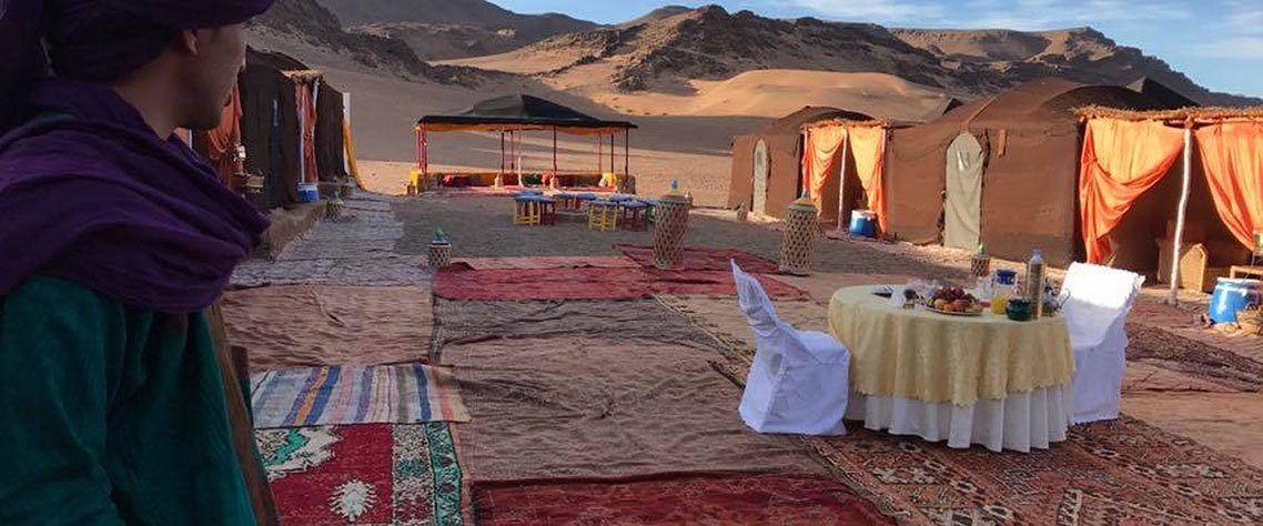 Private 2 Days Desert Tour from Marrakech to Zagora