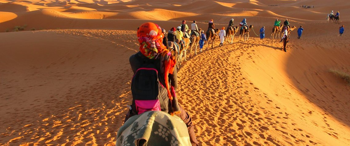 3 Day Desert Tour From Marrakech To Merzouga