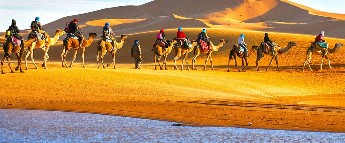 4 Days Morocco Desert Tour From Marrakech